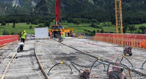 Bündner Bauwirtschaft im ersten Semester 2020